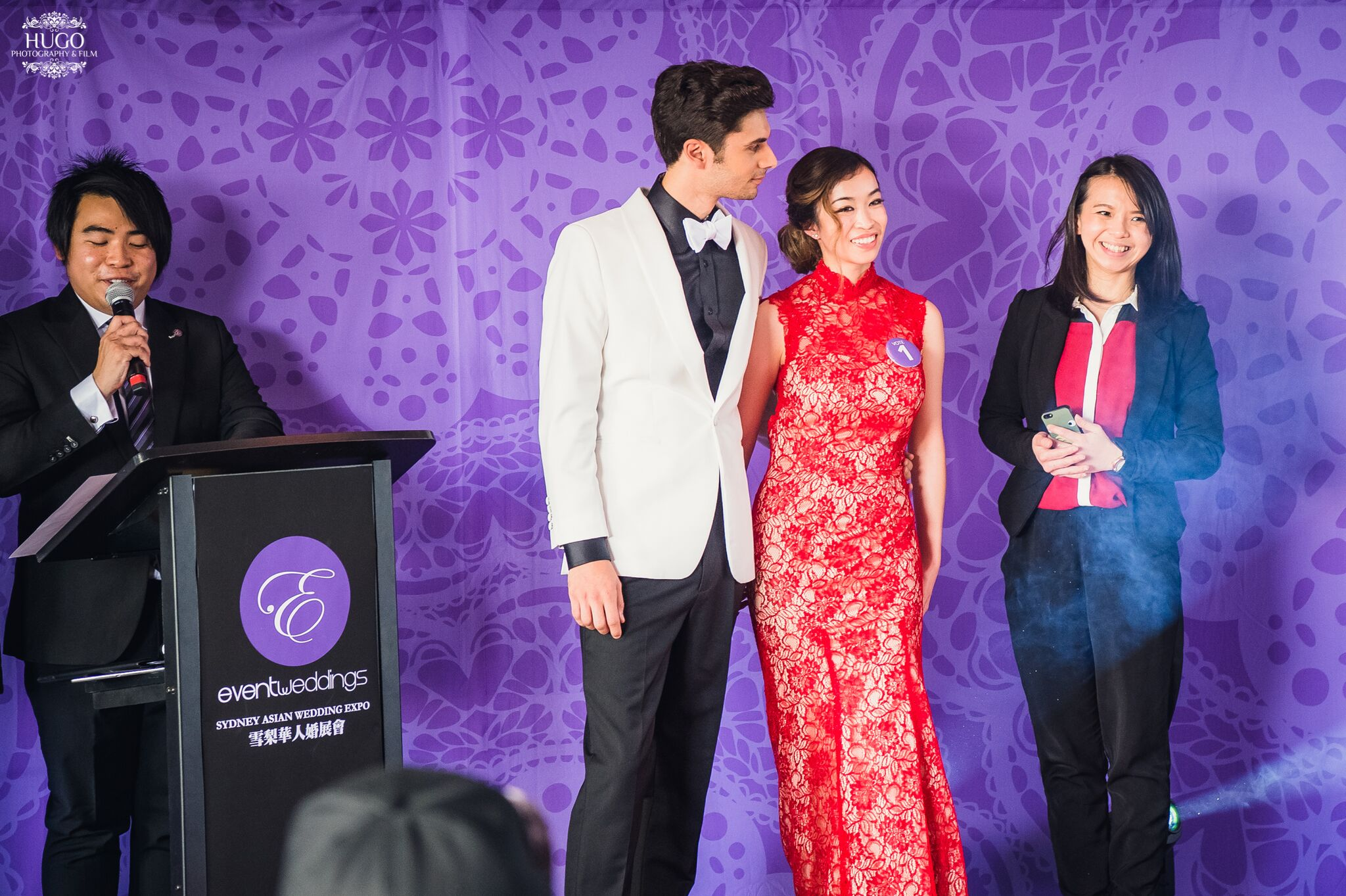 Australia Asian Bridal Makeup Hairstyling Award 2016 Event Weddings