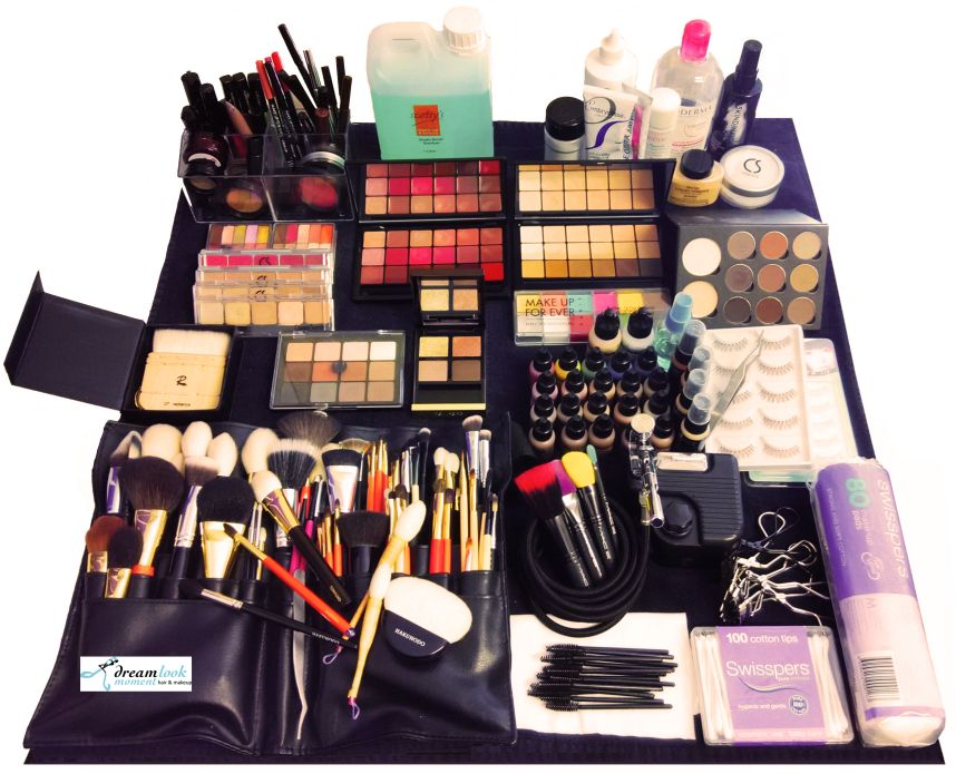 The DreamLook Moment Makeup Arsenal